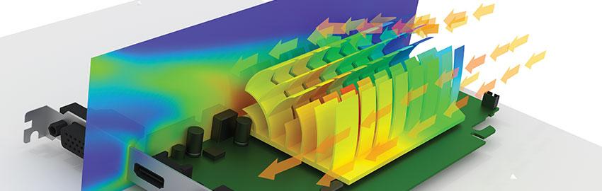 Using ECAD-MCAD Linkages to Enhance Avionics Thermal Design