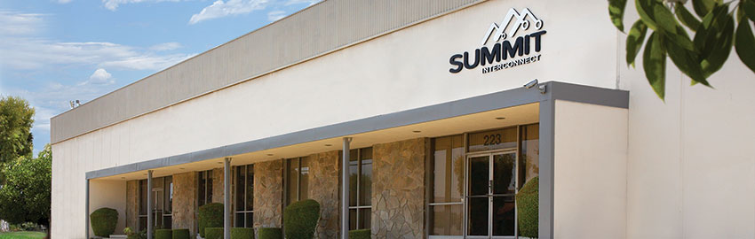 Summit Interconnect Scales New Heights